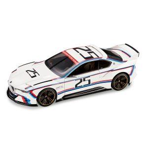 Миниатюрная модель BMW 3.0 CSL R Hommage, масштаб 1:18