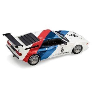 Миниатюрная модель BMW M1 Procar Heritage Racing, масштаб 1:18