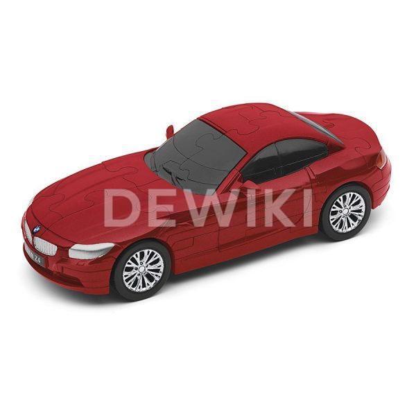 3D пазл BMW Z4, Rad