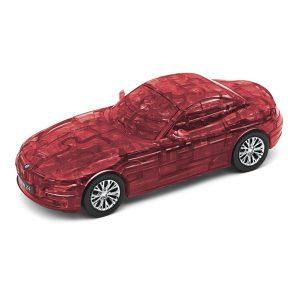 3D пазл BMW Z4, прозрачные пазлы, Rad