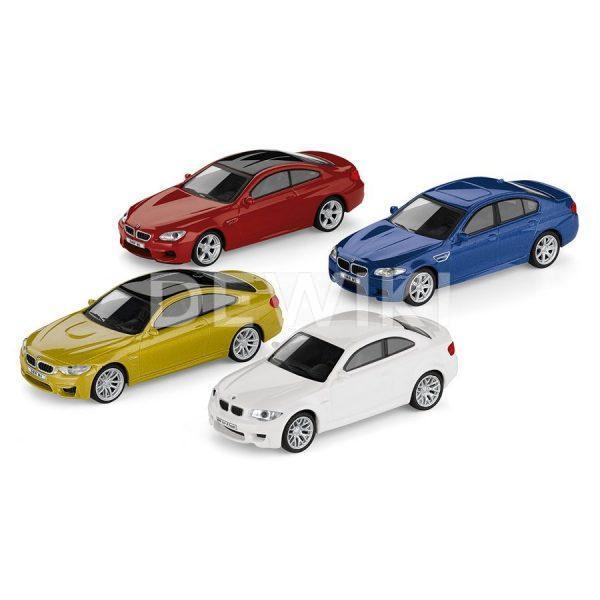 Миниатюрная модель BMW М серий, 4 цвета, масштаб 1:64