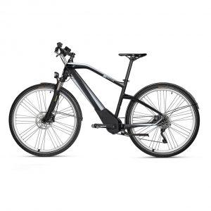 Электровелосипед BMW E-Bike Active Hybrid, Black / Arctic Silver