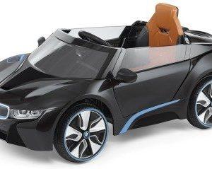 Детский электромобиль BMW i8, Black