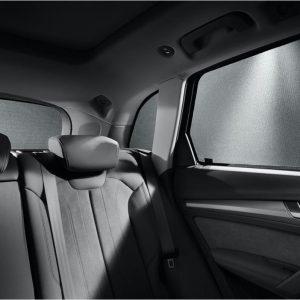 Солнцезащитные шторки Audi Q5 / SQ5 (8Y), для стекол задних дверей
