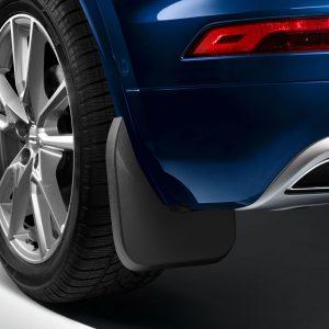 Брызговики задние Audi Q5 (8Y), для автомобилей с пакетом S-Line