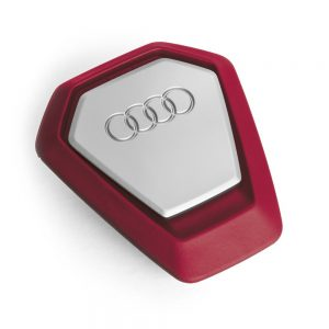 Ароматизатор воздуха в салон Audi Singleframe Fragrance Dispenser, Red/Silver
