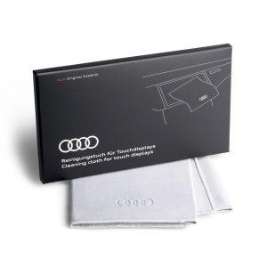 Чистящая салфетка для экранов и глянцевых поверхностей Audi