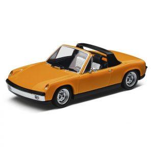 Модель в миниатюре 1:43 Volkswagen Porsche 914 , Signal orange
