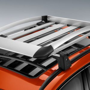 Решётчатый багажник BMW