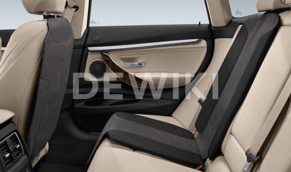 Защита спинки и подкладка под детское кресло BMW