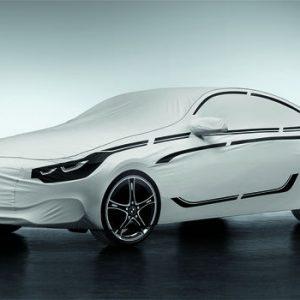 Автомобильный чехол Future BMW F32/F36 4 серия