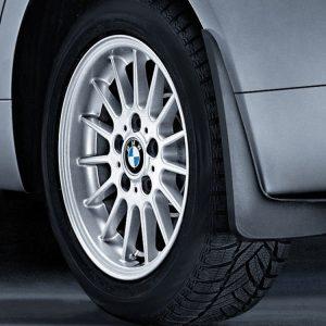 Брызговики передние BMW E90/E91 3 серия