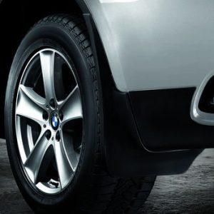 Брызговики передние BMW E71/E72 X6