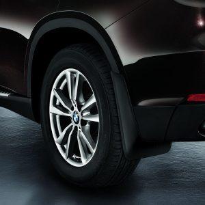 Брызговики задние BMW F15 X5, R20