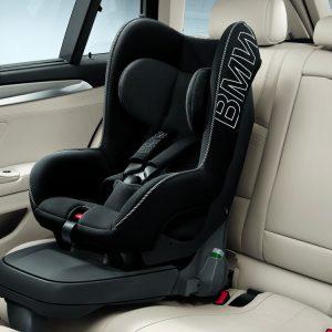 Детское кресло BMW Junior Seat группа 1, Black/Anthracite