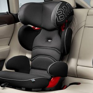 Детское кресло BMW Junior Seat группа 2/3, Black/Anthracite