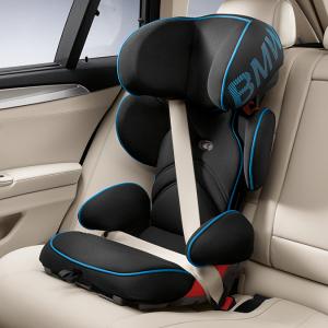 Детское кресло BMW Junior Seat группа 2/3, Black/Blue