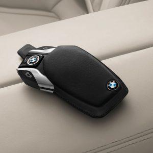 Чехол для ключа BMW с дисплеем