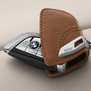 Чехол для ключа BMW, Brown