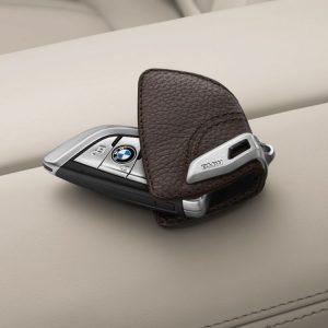 Чехол для ключа BMW, Mocca