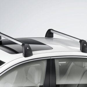 Держатели BMW на крыше, F01/F02/F04 7 серия