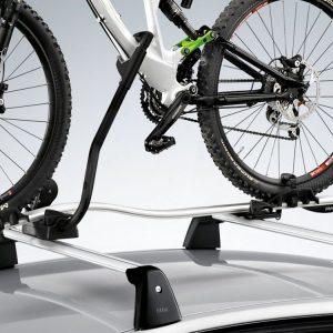 Фиксатор  BMW для туристического велосипеда, запираемый