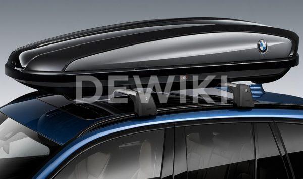 Верхний багажный бокс BMW, 420 литров