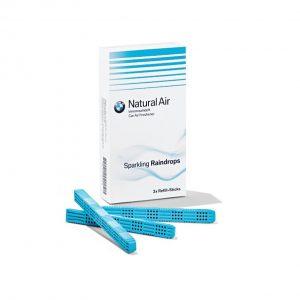 """Картридж к комплекту ароматизации воздуха в салоне BMW Natural Air с ароматом """"Sparkling Raindrops"""""""