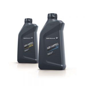 Моторное масло BMW Motorrad ADVANTEC Ultimate, 5W-40, 1 литр