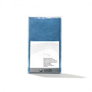 Салфетка из микроволокна для кузова BMW