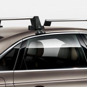 Багажные дуги Audi A4 / S4 Limousine (8K/B8), для автомобилей без релинга крыши