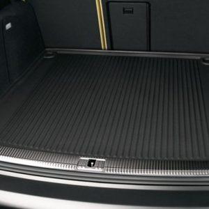 Коврик в багажник резиновый Audi A6 Avant (C6)