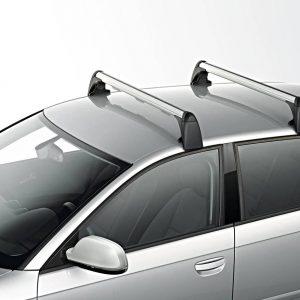 Багажные дуги Audi A3 / S3 до 2013 года, для автомобилей без релинга крыши