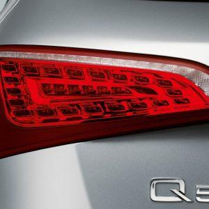 Светодиодные задние фонари Audi Q5, с затемнением