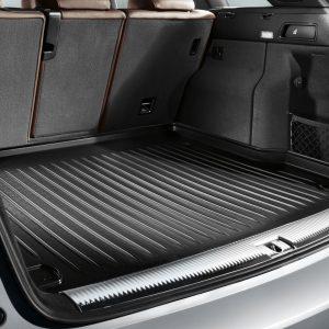 Коврик в багажник резиновый Audi Q5 (8R)