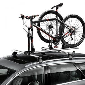 Крепление Audi для переднего колеса