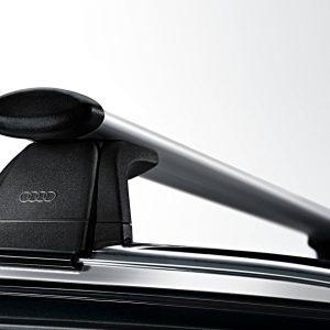 Багажные дуги Audi Q5 (8R) с 2013 года, для автомобилей с релингом крыши
