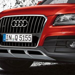 Комплект дооснащения Offroad Audi Q5 (8R), с системой помощи при парковке «plus» и системой очистки фар