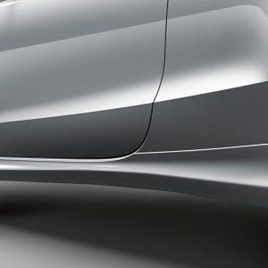 Комплект боковых порогов Audi A5 Coupe (8T)