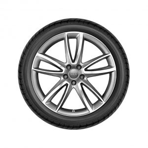 Летнее колесо в сборе Audi A5, Anthracite / High-gloss, 265/30 R20 94Y XL, 9J x 20 ET29