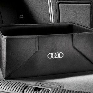 Коробка для багажного отсека Audi, складная
