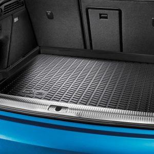 Коврик в багажник резиновый Audi Q3 (8U)