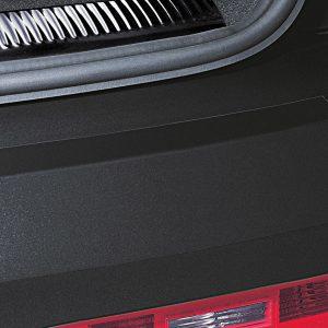 Защитная плёнка на задний бампер Audi Q3 (8U)