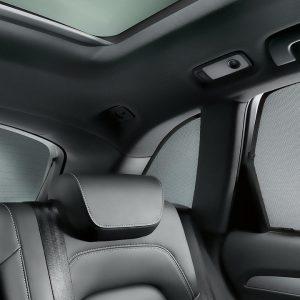 Солнцезащитные шторки Audi Q3 (8U), для стекол задних дверей
