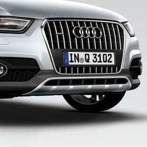 Решетка радиатора Offroad Audi Q3 (8U) для автомобилей без системы помощи при парковке «plus» и без парковочного ассистента