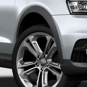 Расширители колесных арок Offroad Audi Q3 (8U), для колес до 19 радиуса