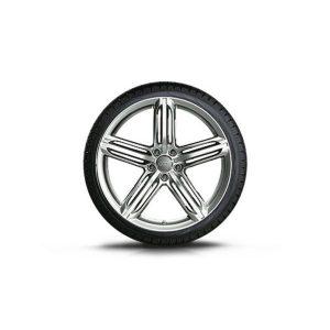 Зимнее колесо в сборе 255/40 R19 100V Dunlop SP Winter Sport 3D RO1 Левое
