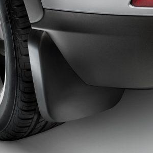 Брызговики задние Audi Q3 (8U) до 2015 года