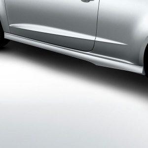 Комплект боковых порогов Audi A3 (8V)