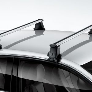 Багажные дуги Audi A3 / S3 Sportback (8V) с 2013 года, для автомобилей без релинга крыши